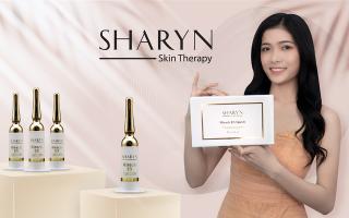 Sharyn - 'ngôi sao mới' trong làng mỹ phẩm chăm sóc da Hàn Quốc