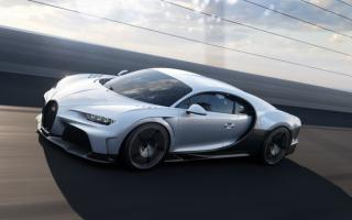 Bugatti trình làng siêu xe Chiron Super Sport mới, giá gần 4 triệu USD