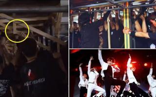 BTS có màn nhảy như muốn sập sân khấu khiến fan nổ tung