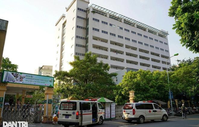 Hà Nội sẽ đưa hơn 1.000 người liên quan Bệnh viện Việt Đức đi cách ly